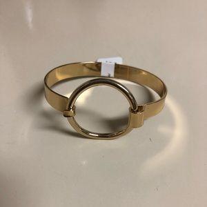 Loft gold bracelet